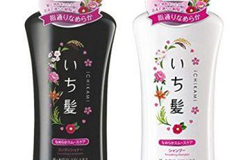 いち髪シャンプー&コンディショナーペアセット(なめらか)